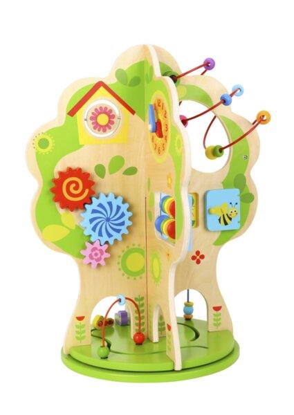 Въртящо се дърво за активности, Tooky Toy