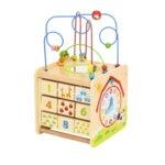 Куб за активности - Фермата, Tooky Toy