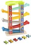 Голяма рали пързалка за коли, Tooky toy