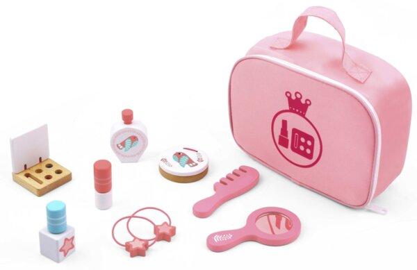 Детски дървен козметичен комплект, Tooky toy