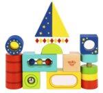 Мултифункционални звукови блокчета, Tooky toy