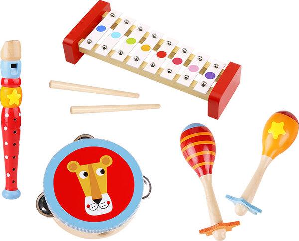 Комплект музикални инструменти, Tooky Toy