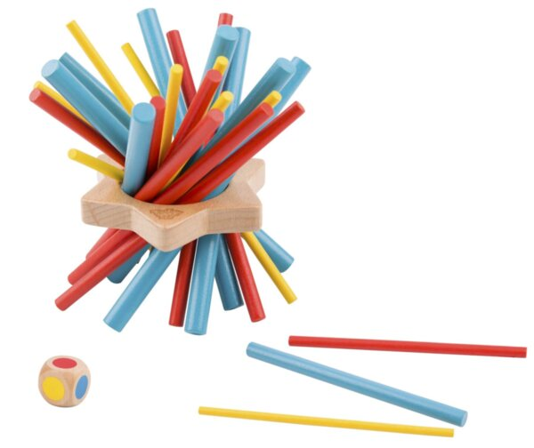 Детска дървена игра Микадо, Tooky Toy