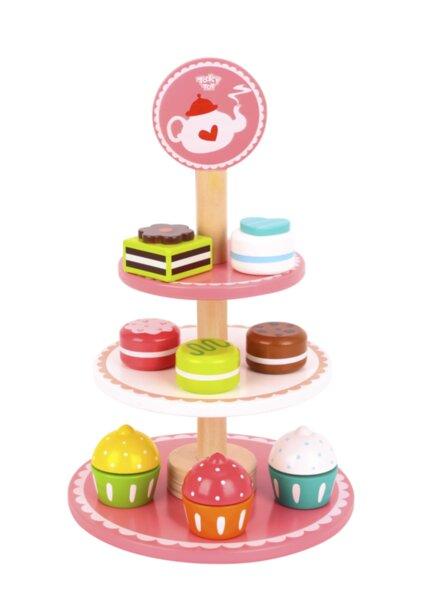 Поднос за десерти, Tooky Toy
