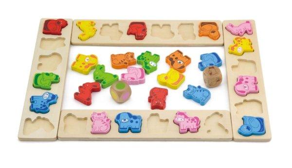 Зарове с карнавални животни, Viga toys