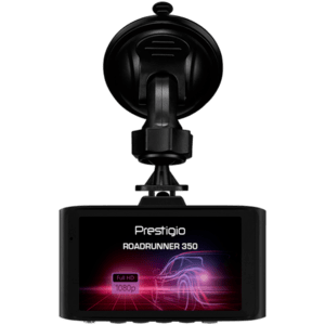 "Видеорегистратор PRESTIGIO RoadRunner 350, 3"" FHD"
