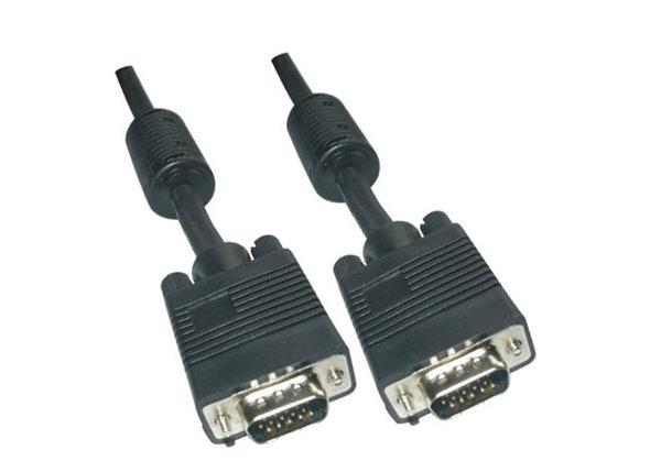 VCom Кабел за монитор VGA HD15 M / M - CG341D-20m