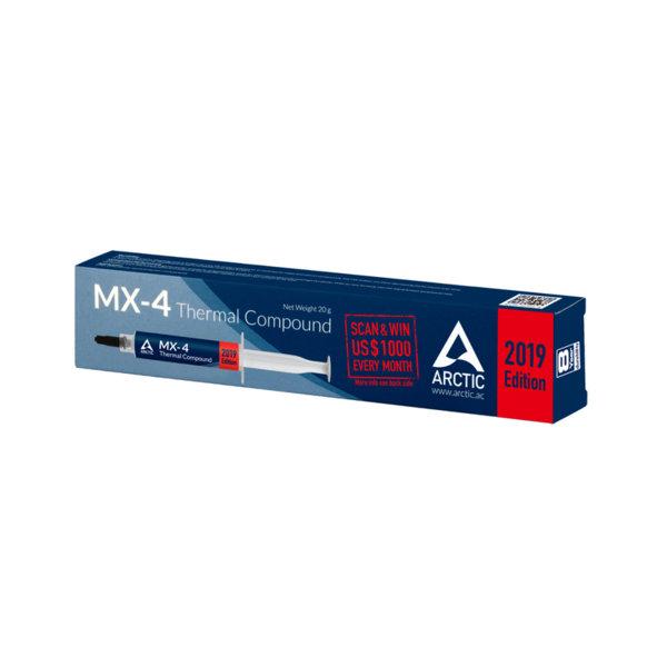 Arctic Термопаста MX-4 Thermal Compound 2019 Edition 20g