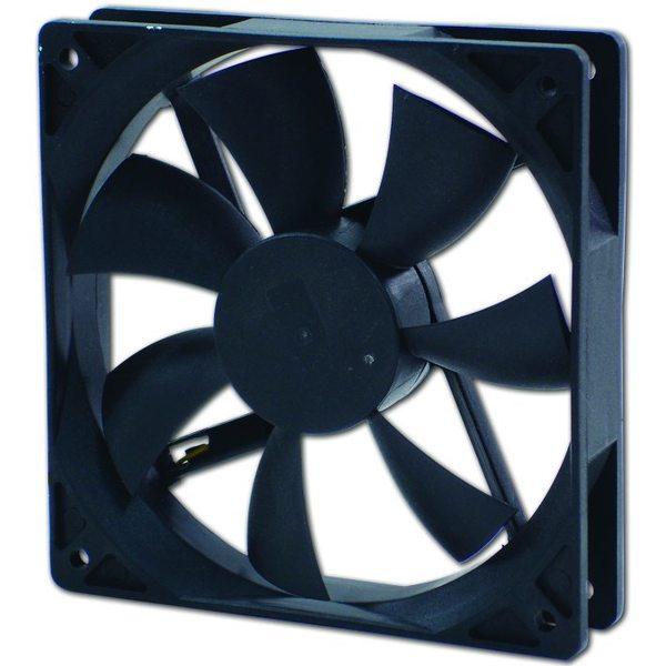 Evercool Вентилатор fan 120x120x25 2 ball bearing 2900rpm - EC12025HH12BA