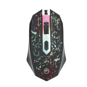 Marvo Геймърски комплект Gaming COMBO CM370 4-in-1 - Keyboard, Mouse, Headset, Mousepad - MARVO-CM370