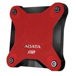 Adata SSD Външен SD600Q 480GB USB3.1 Black