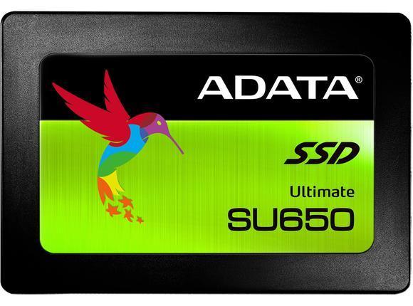 SSD ADATA 480GB SU650 3D NAND SSD ASU650SS-480GT-R