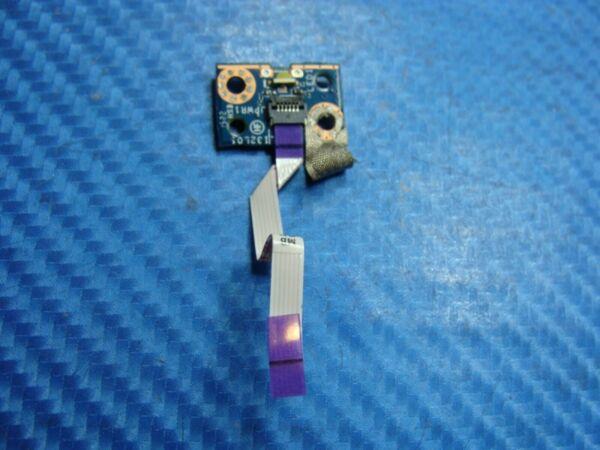 HP Pavilion 11-n000sn x360 PC Power Button Board & Ribbon Connector Ls-b151p OEM