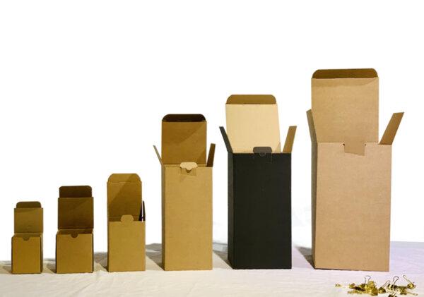 Високи кутии Изображение