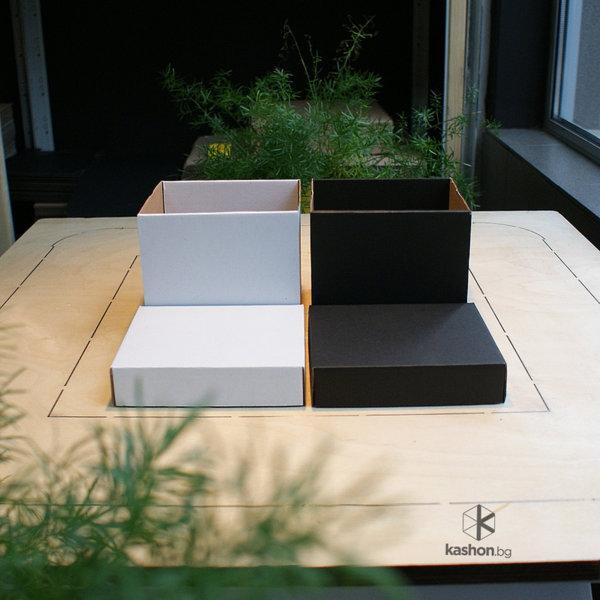 Кутия с капак 125/105/110 мм