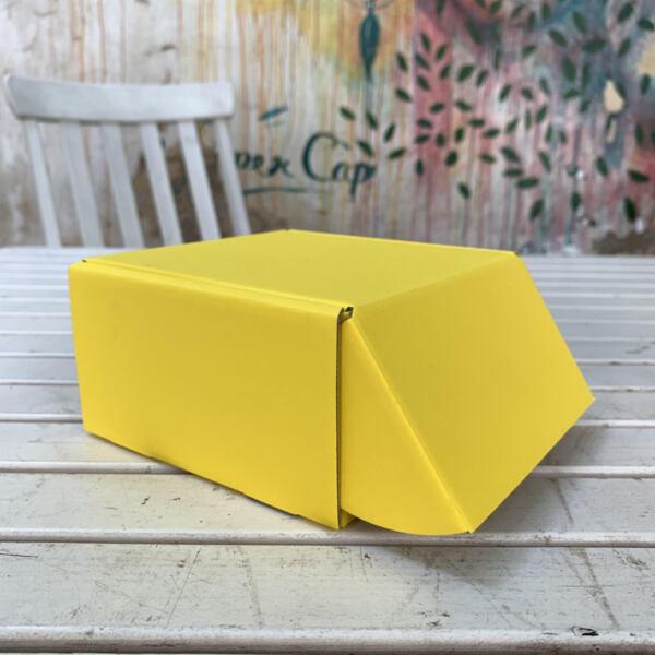 Жълти кутии
