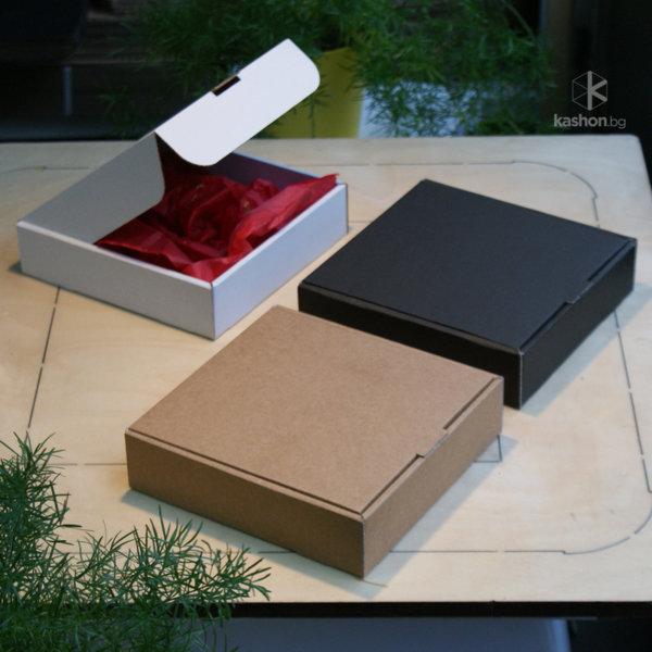 Кутия 190/190/50мм