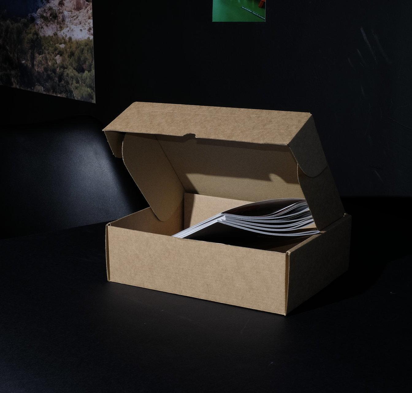 Кутия 230/180/70 мм