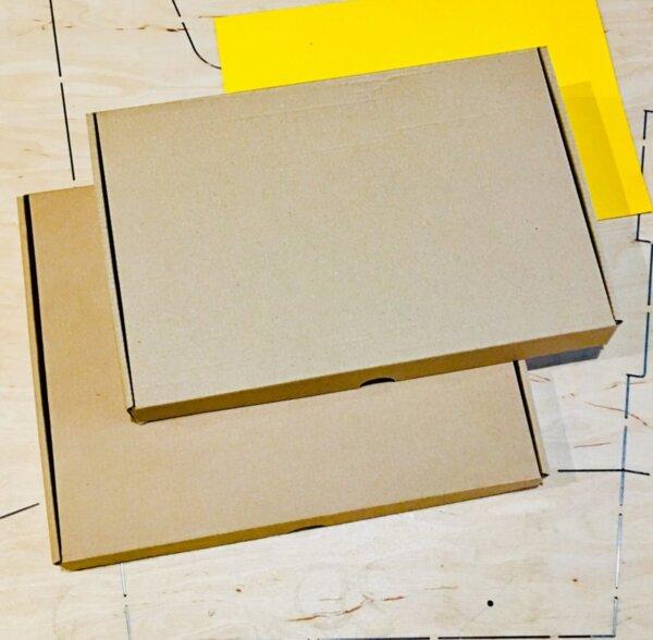 Кутия 300/240/35 мм