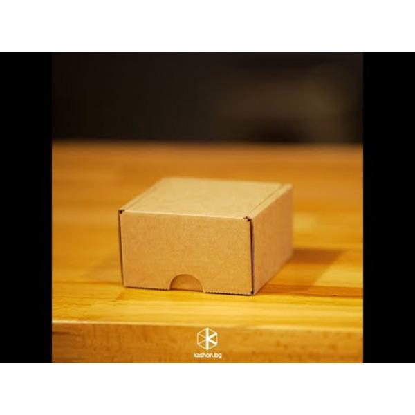 Кутия 80/80/50 мм. (( 10 БРОЯ В СТЕК ))