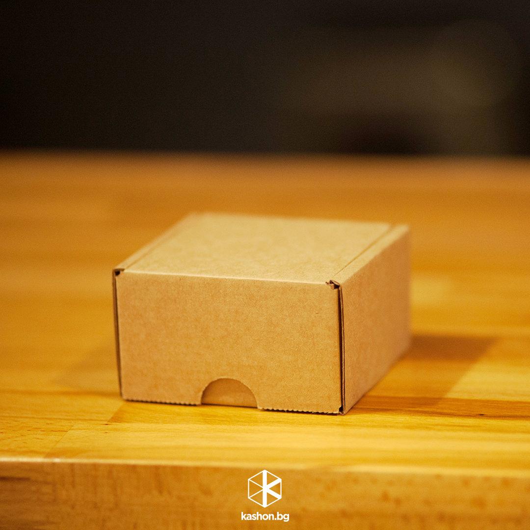 Кутия 80х80х50мм