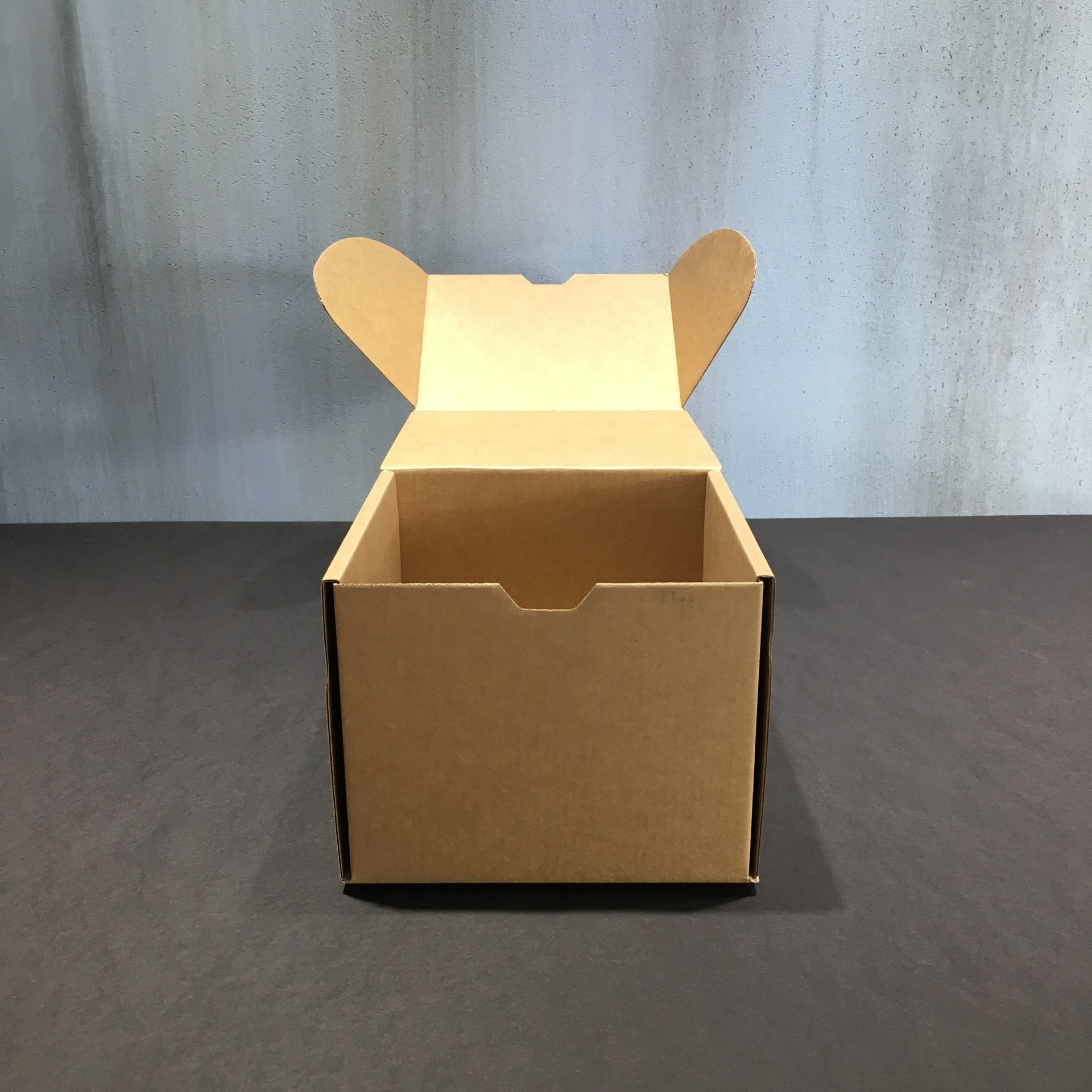 Кутия 150/155/125 мм