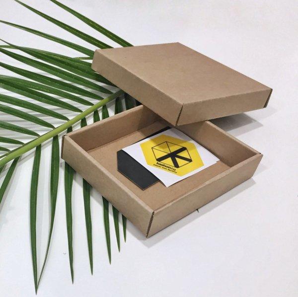 Кутия с капак 120/100/20 мм