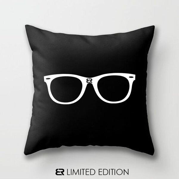 """Калъфка или възглавница Blazer Home с щампа """"Glasses"""""""