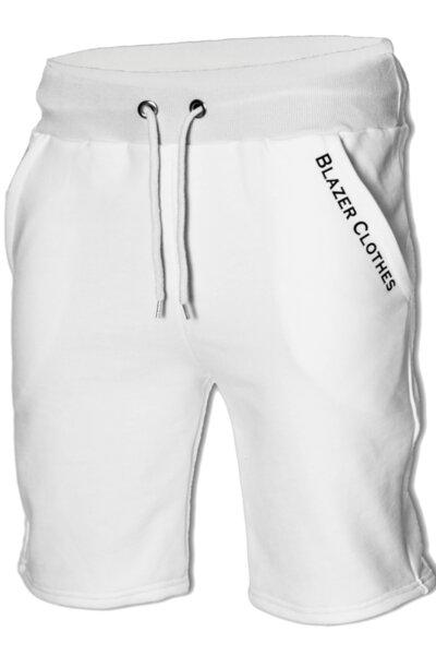 """Мъжко изчистено бяло долнище """"Crawly"""" от Blazer Clothes"""