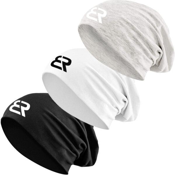 "Комплект 3бр. унисекс шапки ""Monty"" тип чорап от Blazer Clothes"