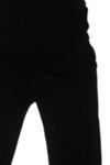 """Мъжки двуцветен екип """"Michael"""" черно/бял с качулка от Blazer Clothes-Copy"""