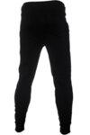"""Мъжки двуцветен екип """"Michael"""" черен/бордо с качулка от Blazer Clothes-Copy"""