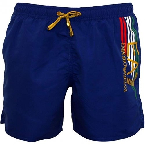 EMPORIO ARMANI  мъжки плажни шорти, 902000 8P733