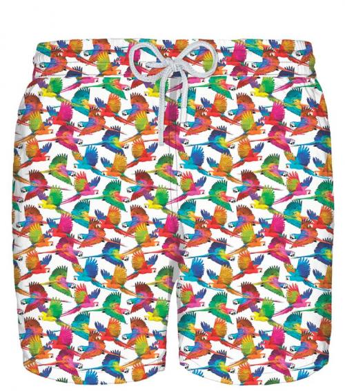 ZEYBRA - мъжки плажни шорти AUB928
