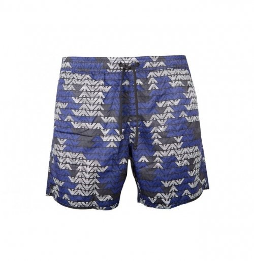 EMPORIO ARMANI  мъжки плажни шорти, 902000 8P729