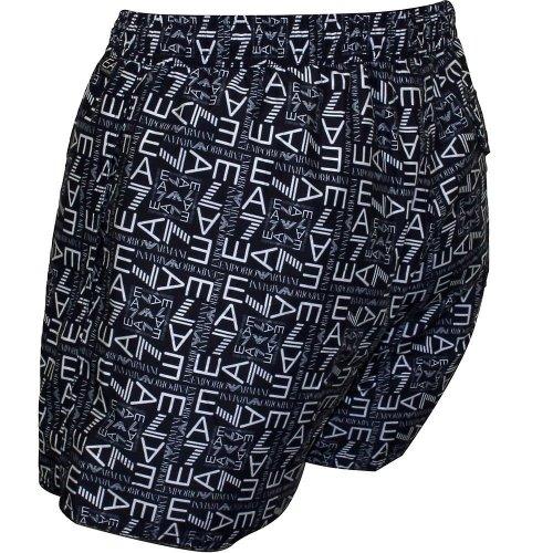 EMPORIO ARMANI  мъжки плажни шорти, 902000 8P747