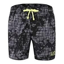 EMPORIO ARMANI  мъжки плажни шорти, 902000 8P726