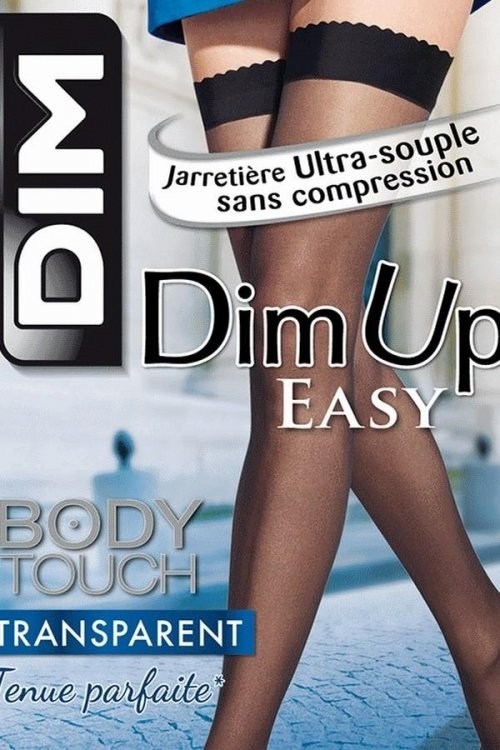 DIM Paris DIM   Body Touch  Voile 7/8 чорапи
