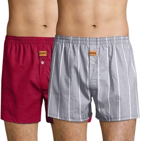 Комплект от 2 бр памучни шорти, D031L 8NN