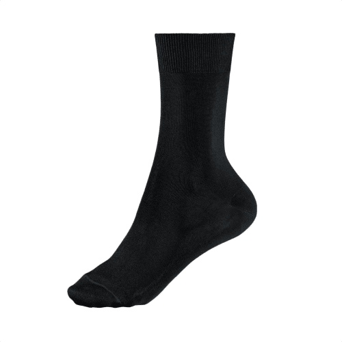 RIGHTLEFT мъжки чорапи от мерсеризиран памук. Наличен в черно, синьо и кафяво