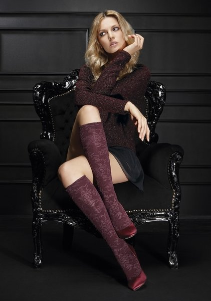 OROBLU фигурални чорапи Euphoria, ОВ63265