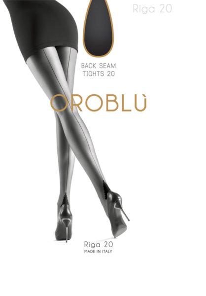 OROBLU Riga 20 чорапогащи с ръб,20DEN, OB1109
