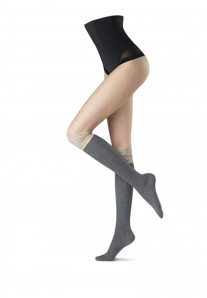 OROBLU  фигурални чорапи  BICOLOR, VOBFCF78K