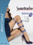 SANPELLEGRINO чорапогащи  Support 70 DEN