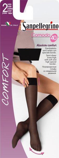 SANPELLEGRINO 3/4 чорапи COMODO 40 DEN - VSPC00034