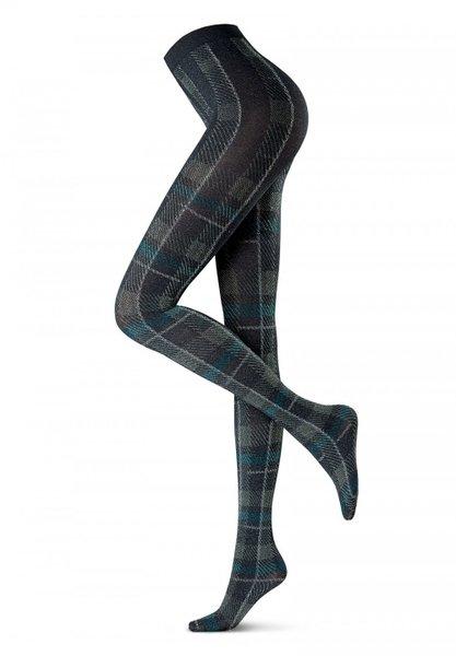 OROBLU  фигурални чорапогащи MY PLAID, 60 DEN, VOBC65518