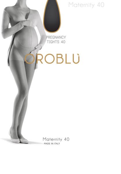 OROBLU Maternity 40 чорапогащи за бременни, 40DEN, OB1375