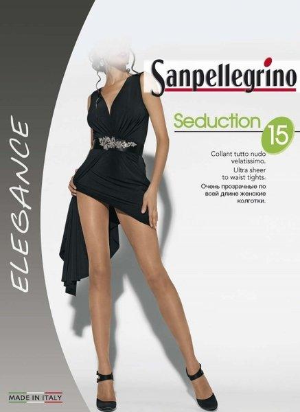 SANPELLEGRINO чорапогащи  SEDUCTION, 15 DEN - SPC00019