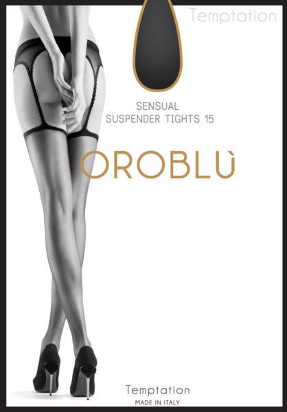 OROBLU Temptation чорапогащи с жартиери, VОВC1491