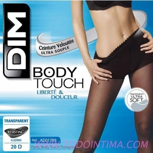 DIM Paris  Body Touch Vоile  D1789
